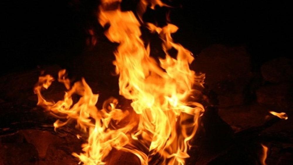 Rúng động vụ giết vợ rồi đốt xác phi tang trong thùng phi ở Lâm Đồng