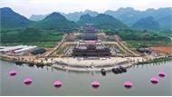 Sáng 12-5, Đại lễ Phật đản Liên Hợp quốc – Vesak 2019 chính thức khai mạc tại chùa Tam Chúc (Hà Nam)