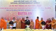 Ra mắt mạng xã hội Phật giáo Việt Nam