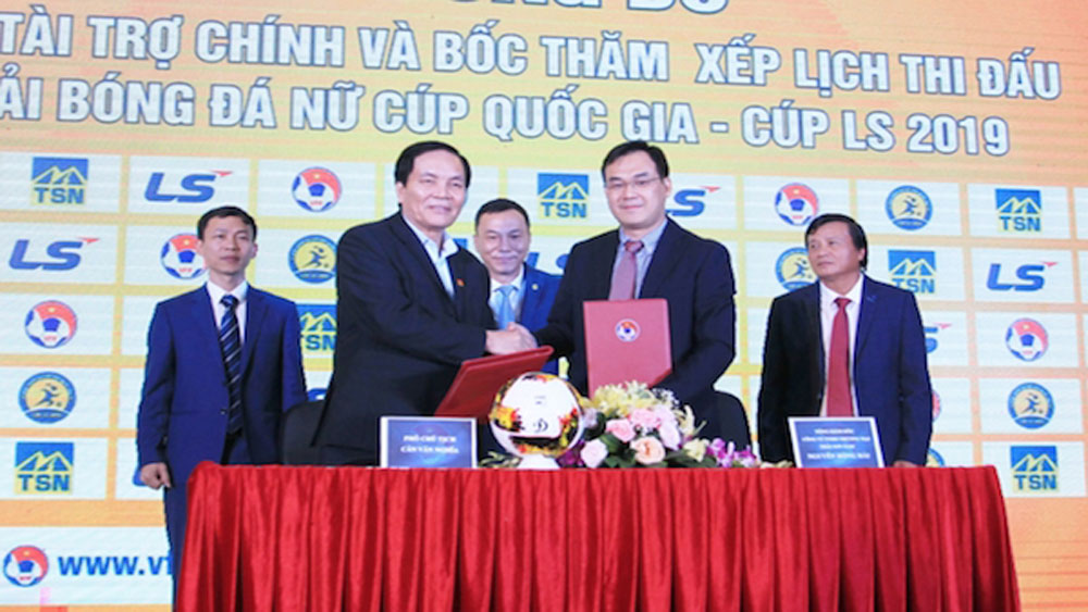 Women's National Cup to offer VND100 million for champions