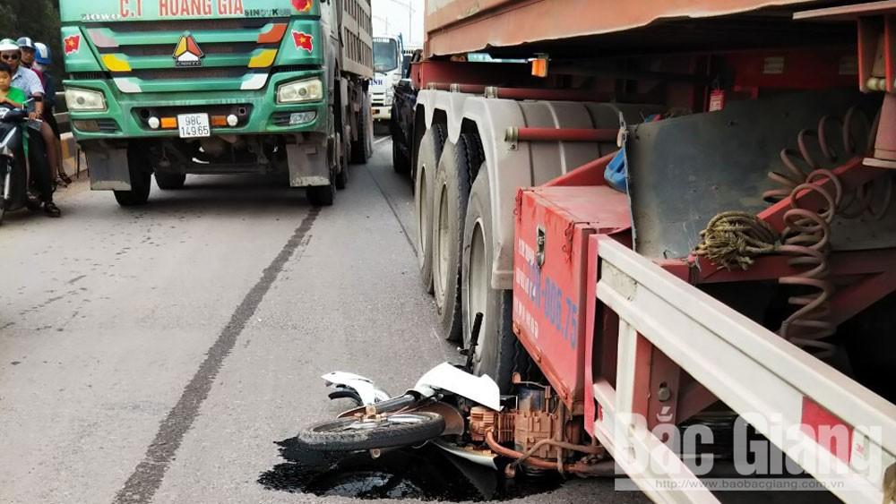 Cao tốc Hà Nội- Bắc Giang, tai nạn giao thông, tỉnh Bắc Giang, TP Bắc Giang, Từ vong do tai nạn giao thông