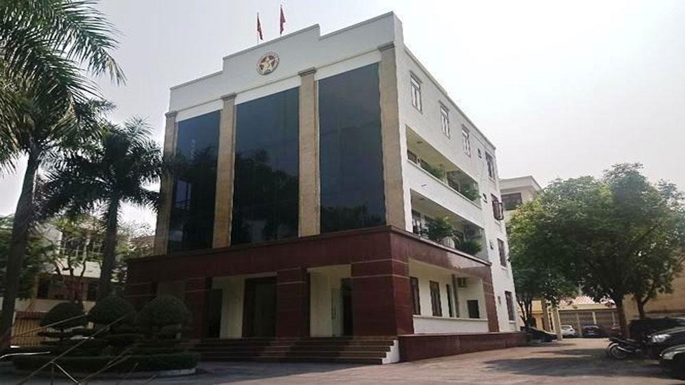 Vụ 5 thành viên, Đoàn Thanh tra tỉnh Thanh Hóa, bị bắt tạm giam, khởi tố, 2 giám đốc, hành vi đưa hối lộ