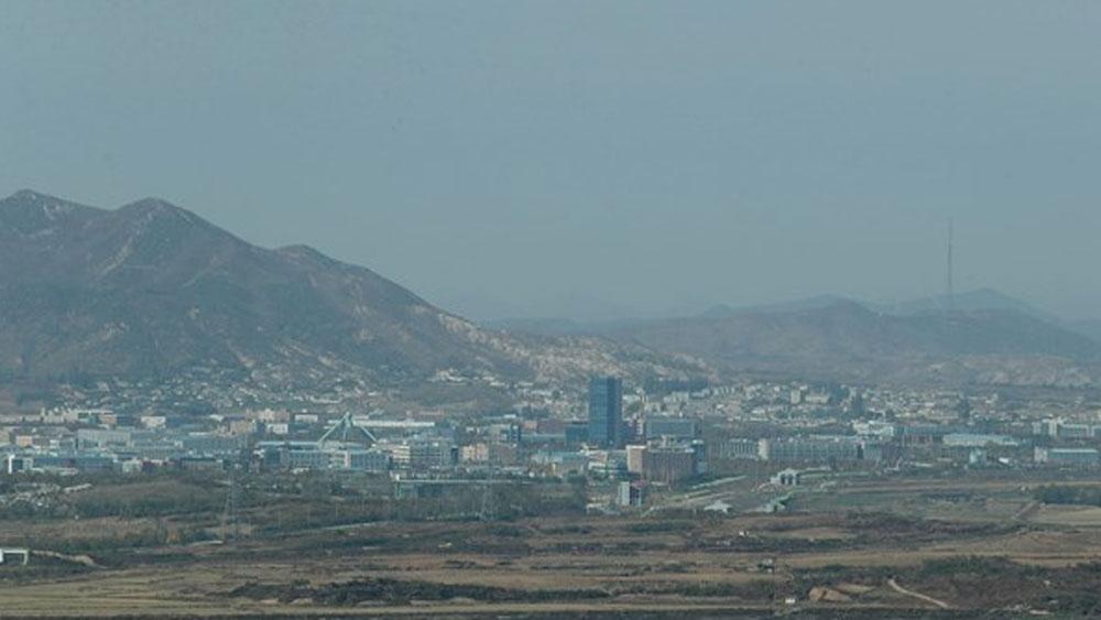 Truyền thông Triều Tiên, kêu gọi, Hàn Quốc, mở lại khu công nghiệp Kaesong