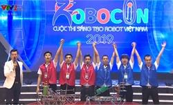 Đại học Lạc Hồng vô địch cuộc thi Robocon 2019