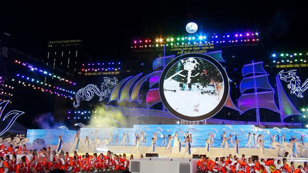 National Tourism Year 2019 kicks off in Khanh Hoa