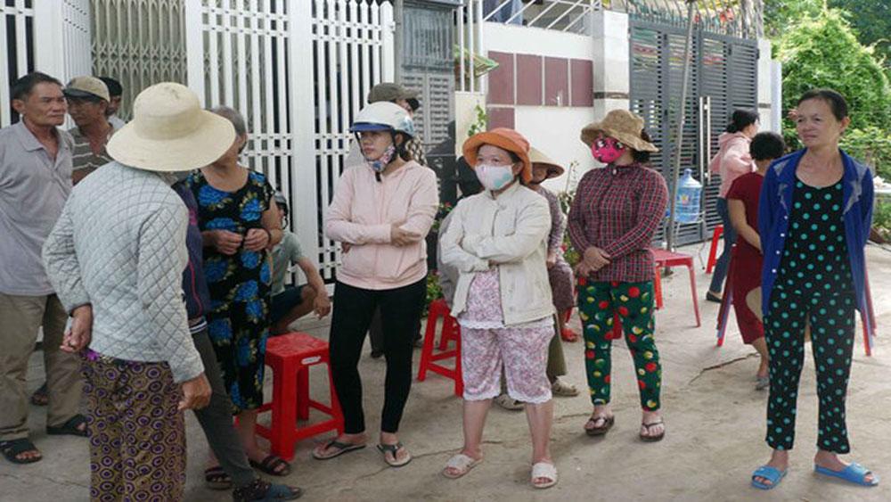 Hai vợ chồng tử vong, người đầy vết thương, Nguyễn Văn Xin, bà Đoàn Thị Thúy