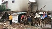 Phường Dĩnh Kế, TP Bắc Giang xử lý tình trạng lấn chiếm đất công