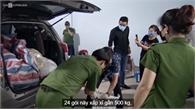 8 tháng theo dõi và triệt phá lô ketamin 500 tỷ ở TP Hồ Chí Minh