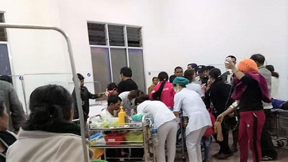 Lâm Đồng, 130 người nhập viện, nghi ngộ độc, ăn cỗ cưới