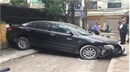 Nguyên nhân vụ nữ tài xế Camry lùi xe đâm chết người đi đường