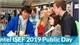 Hai học sinh thi Intel ISEF 2019 được tuyển thẳng đại học, cao đẳng