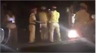 """Xưng """"Thiếu tá quân đội"""" say xỉn cản trở cảnh sát giao thông làm nhiệm vụ"""