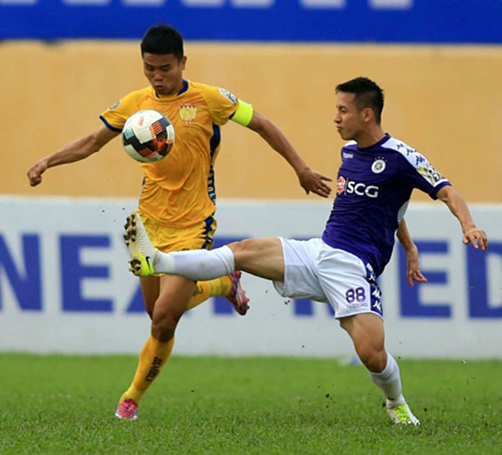 V-League 2019, Hà Nội FC, Thanh Hóa
