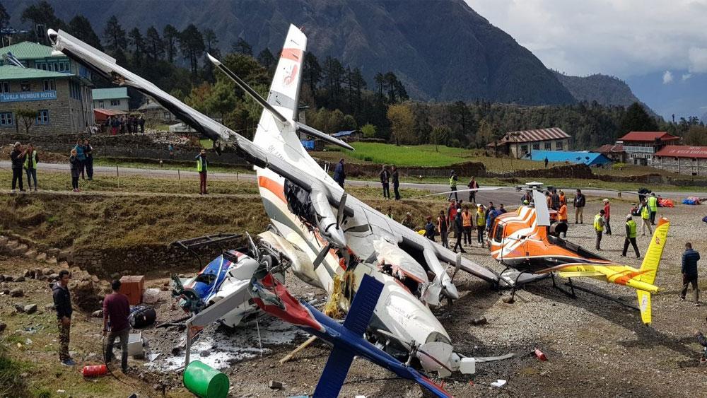 13 người thương vong trong vụ va chạm máy bay tại Mỹ