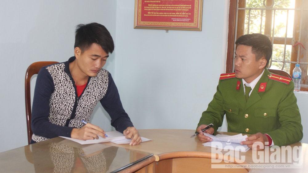 """Công an huyện Yên Dũng, Bắc Giang, hạ nhiệt, """"điểm nóng"""", an ninh trật tự"""