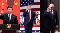 Tổng thống Trump tuyên bố gặp lãnh đạo Trung Quốc và Nga trong tháng 6