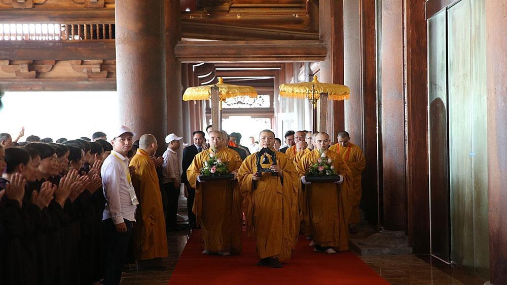 Bế mạc Vesak, đóng góp, Phật giáo, hy vọng, tương lai tươi sáng