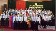 Ông Lê Xuân Thắng giữ chức Chủ tịch Ủy ban MTTQ huyện Lục Ngạn, nhiệm kỳ 2019-2024
