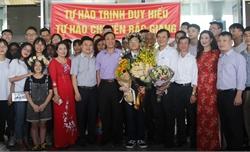 """Trịnh Duy Hiếu  - """"Á quân"""" Olympic Vật lý châu Á (APhO) 2019"""