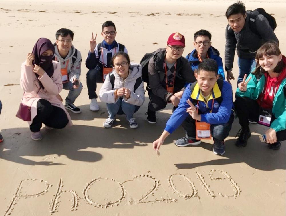 Trịnh Duy Hiếu, bắc giang, Trường THPT Chuyên Bắc Giang, giáo dục, học sinh giỏi, Olympic, vật lý, Úc