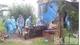 Việt Yên: Huy động lực lượng công an xã, dân quân tiêu hủy lợn chết