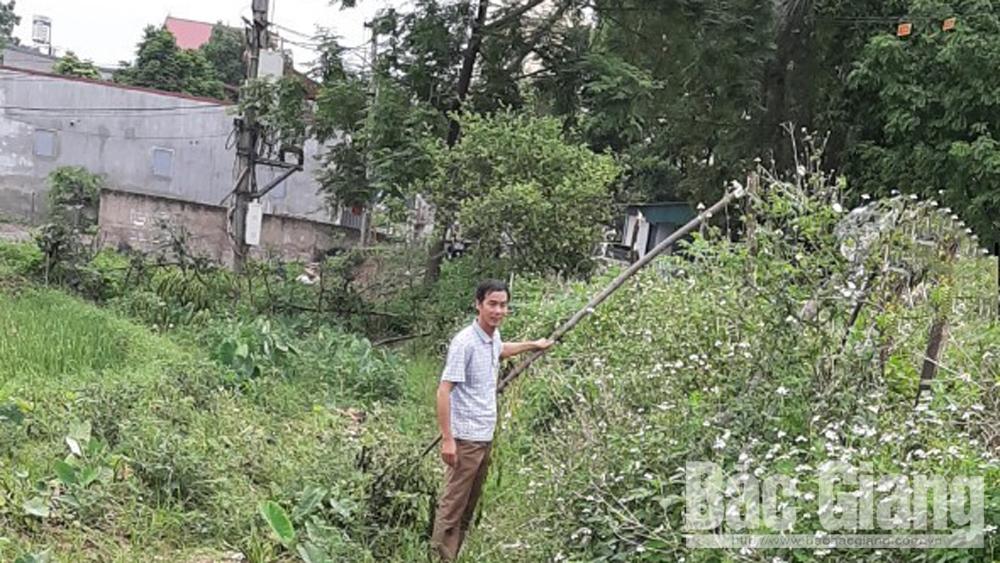 Nguyễn Văn Quý, đảng viên, thôn Phố, Bắc Giang