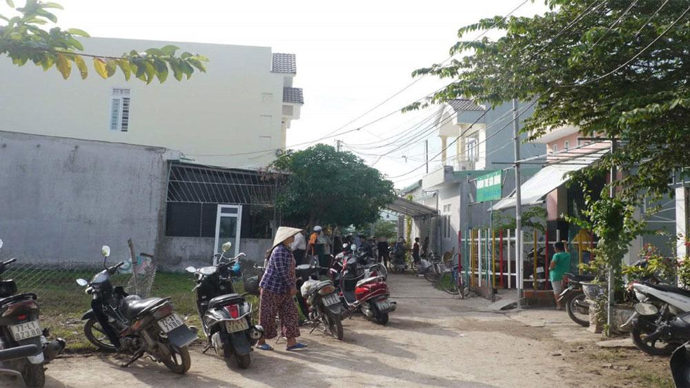 Vợ chồng giáo viên về hưu, Bình Định, đâm chém nhau, cùng chết, ông Nguyễn Văn Xin, bà Đoàn Thị Thúy