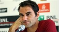 Giá vé Rome Masters tăng gấp đôi nhờ Federer