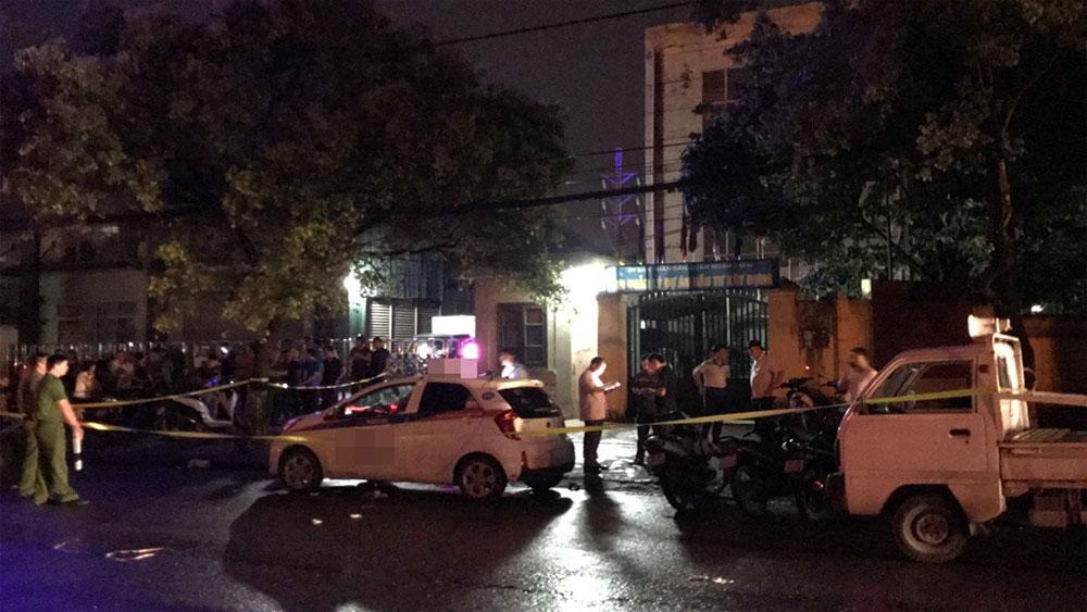 Nữ tài xế bị cứa cổ ở Hà Nội: Nghi phạm có quen biết nạn nhân
