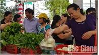 Kết nối cung cầu nông sản, thực phẩm sạch