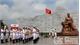 Bộ Công an báo công tại Khu lưu niệm Sáu điều Bác Hồ dạy Công an nhân dân