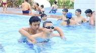 Sáng 19-5 sẽ diễn ra lễ phát động toàn dân tập luyện bơi, phòng chống đuối nước