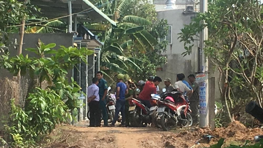 Nghi án, chồng ôm vợ tự thiêu, căn nhà mới xây, vì ghen tuông, Trần Văn Hùng, Nguyễn Thị Diễm