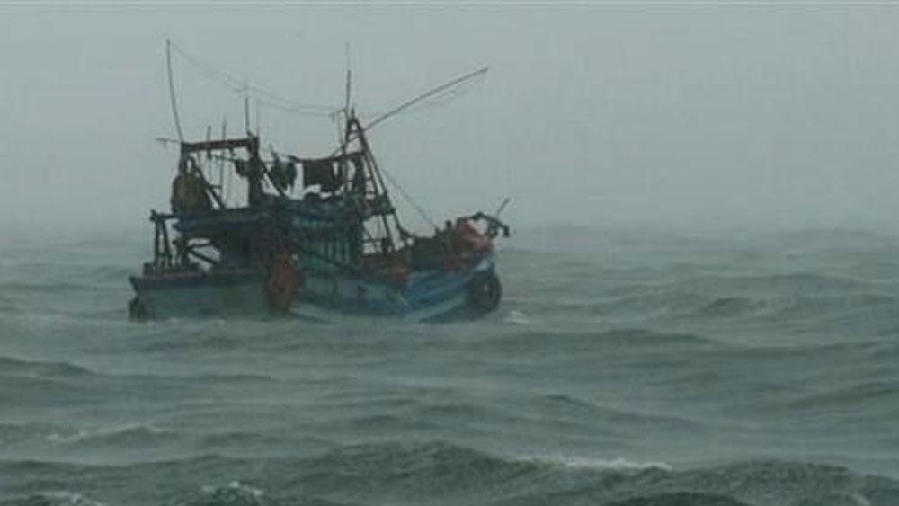 Quảng Bình, ngộ độc khí, tàu cá, 1 người chết, 5 người nguy kịch, chủ tàu Trần Văn Mẫn