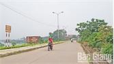 TP Bắc Giang bảo vệ đê gắn với vệ sinh môi trường