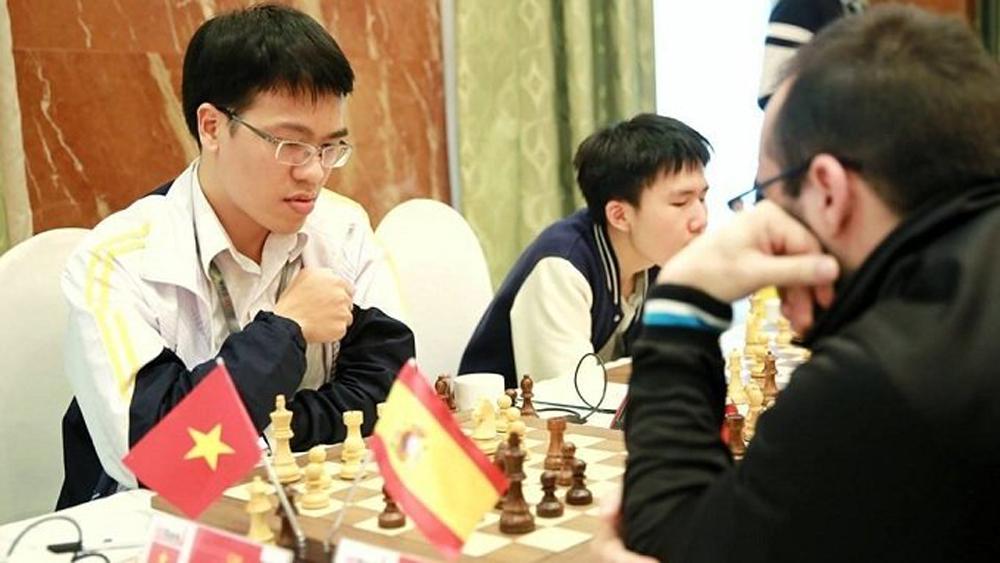 Quang Liem unbeaten after first four Rapid games at IMSA Mind Games