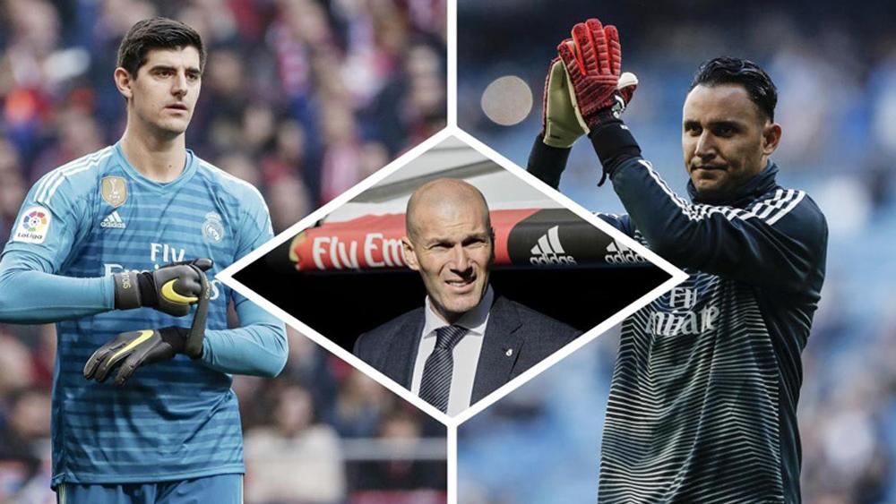 Real Madrid, Zidane, Gareth Bale, Keylor Navas