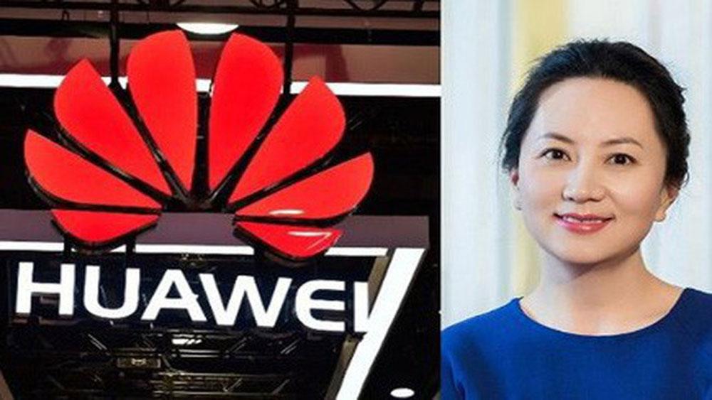 Trung Quốc, lên án, hành động của Mỹ, Tập đoàn Huawei