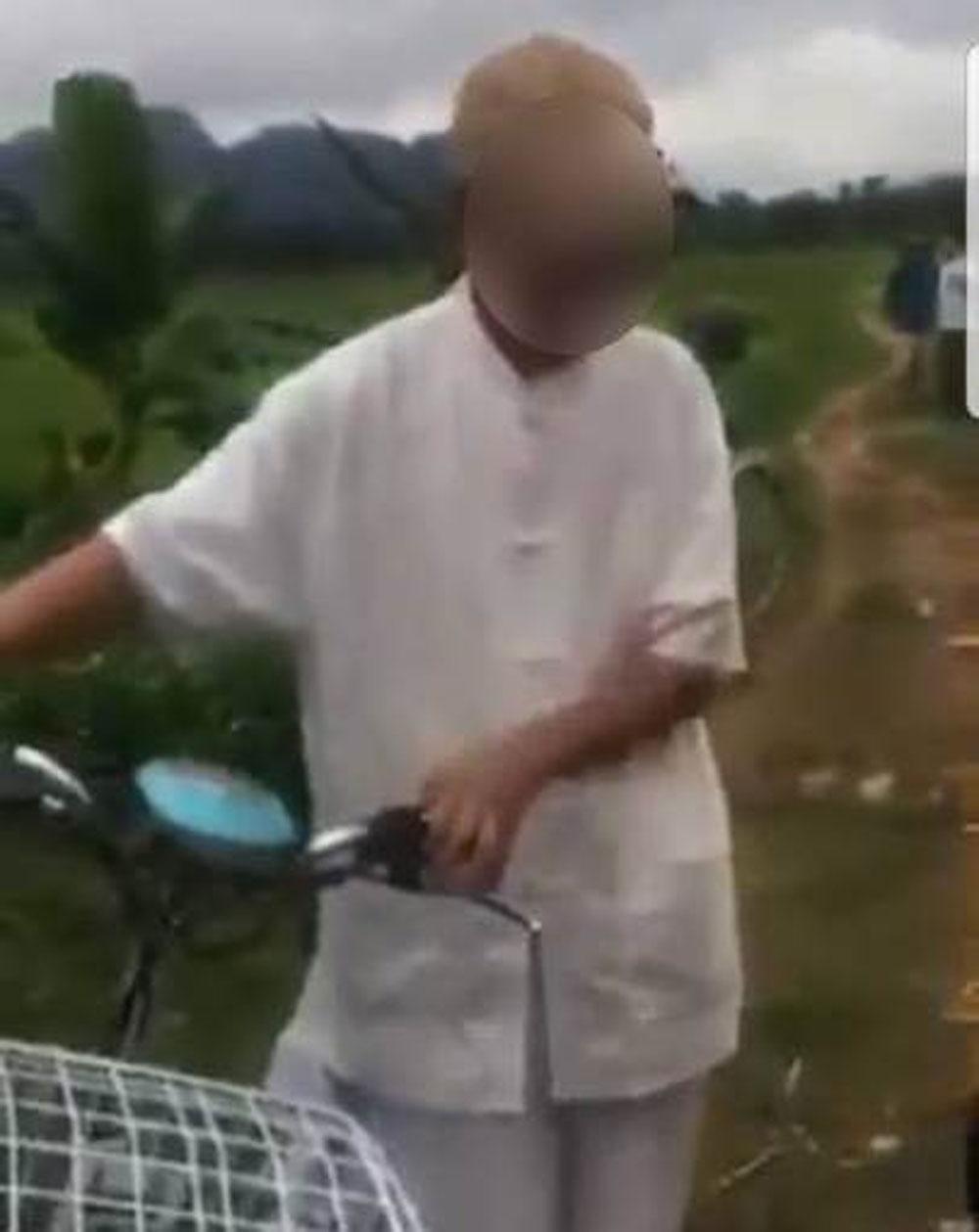 Cựu chủ tịch xã 80 tuổi ở Thanh Hóa, dâm ô bé gái 8 tuổi, bị khởi tố, Nguyễn Văn Phác