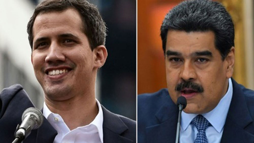 Venezuela, phía Bắc lục địa Nam Mỹ, khu vực Nam Mỹ, điểm nóng, Mỹ, đảo chính, Tổng thống Nicolas Maduro