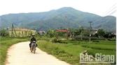 Lồng ghép nguồn vốn, làm chắc từng tiêu chí trong xây dựng nông thôn mới ở Sơn Động