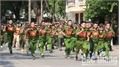 Gần 260 vận động viên tham gia Giải việt dã - việt dã vũ trang Công an tỉnh Bắc Giang