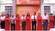 """50 năm thực hiện Di chúc Bác Hồ: Khai mạc trưng bày """"Hồ Chí Minh - Chân dung một con người"""""""
