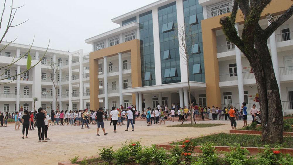 Năm học 2019 -2020, Trường THCS Lê Quý Đôn tăng chỉ tiêu tuyển sinh vào lớp 6, TP Bắc Giang