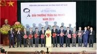 Giải thưởng Trần Đại Nghĩa nhằm tôn vinh các nỗ lực vượt khó, chinh phục tri thức khoa học để phát triển đất nước