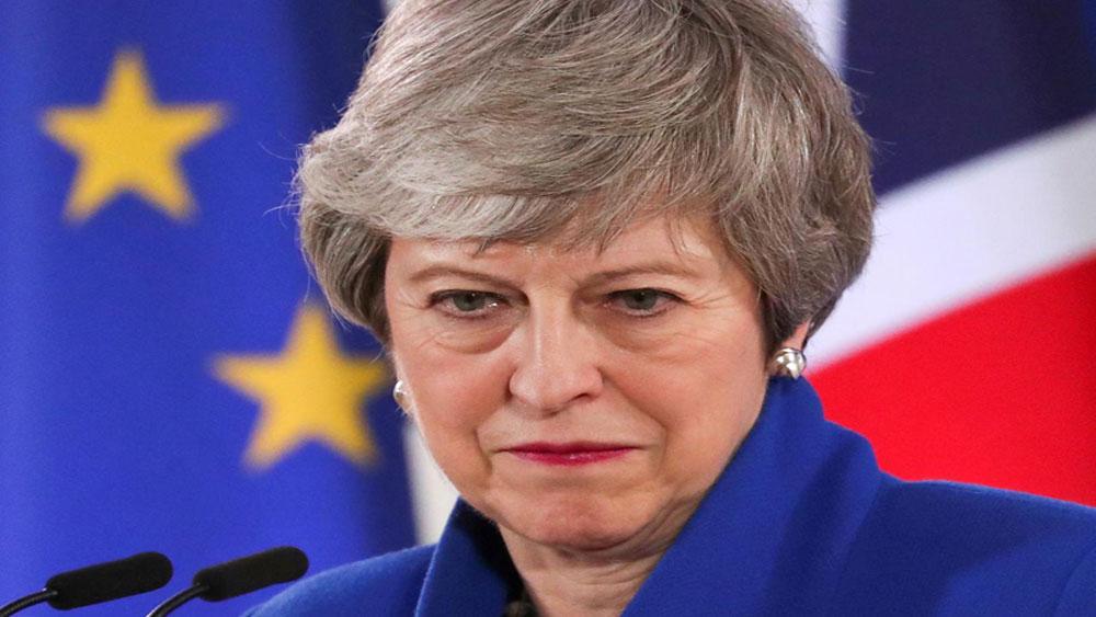 Công bố, kế hoạch từ chức, Tương lai chính trị bà May, hồi kết, Thủ tướng Anh