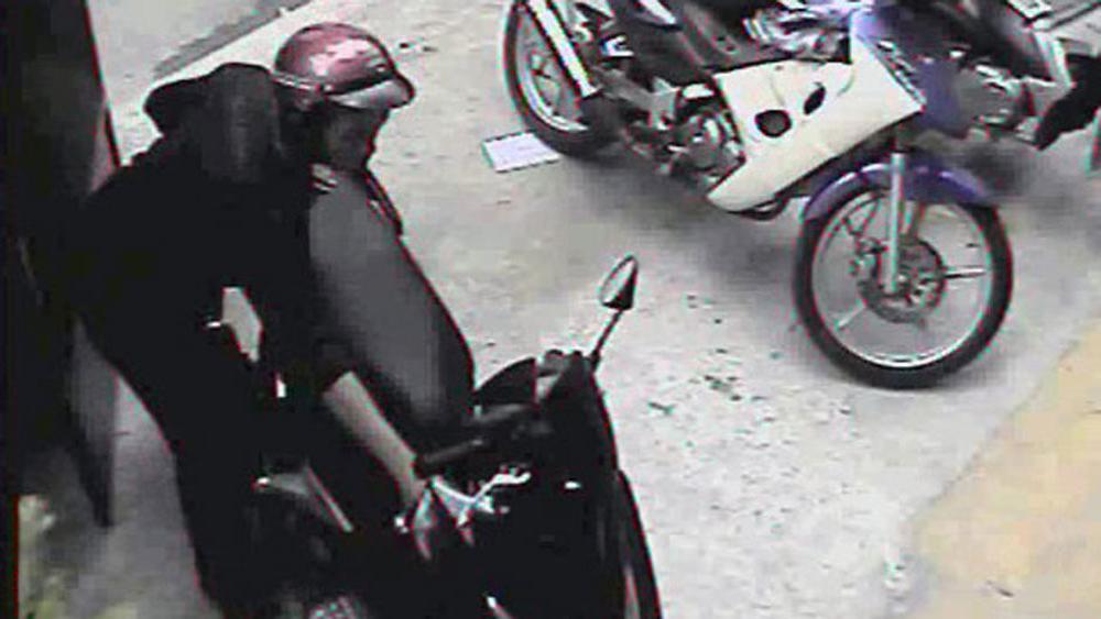 Xã Tiền Phong, trộm xe máy, Thân Văn Thắng, trộm cắp tài sản