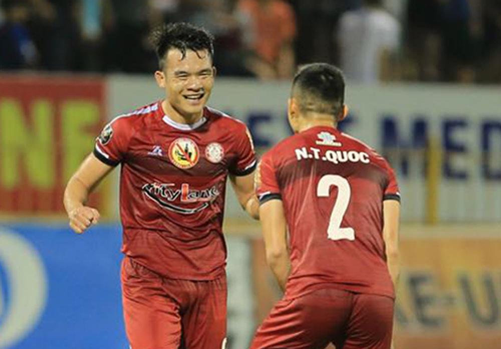 Quảng Ninh, TP HCM, V-League