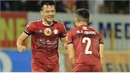 TP Hồ Chí Minh hạ Quảng Ninh bằng bàn thắng phút bù giờ