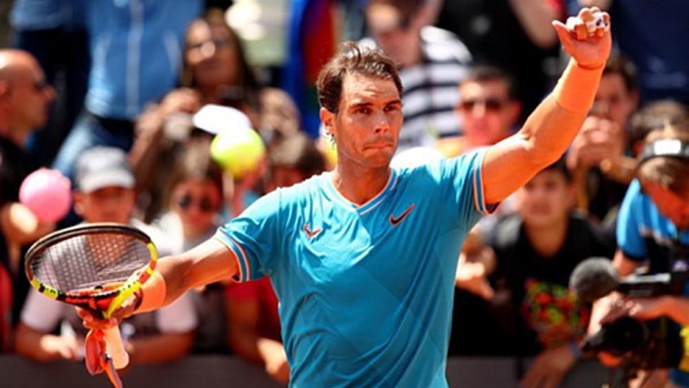 Rafael Nadal, Rome Mở rộng 2019